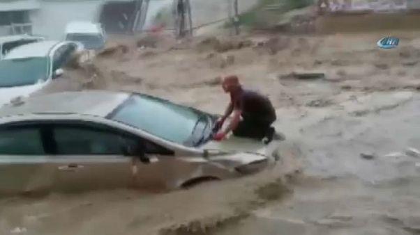 Ankara sott'acqua