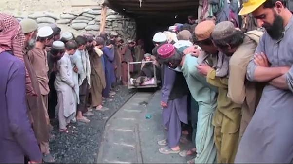 Cave-in kills 23 miners in Pakistan