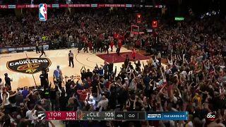 Cleveland und Boston vor Einzug in nächste Runde der NBA-Playoffs
