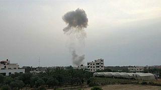 Explosion meurtrière dans la bande de Gaza