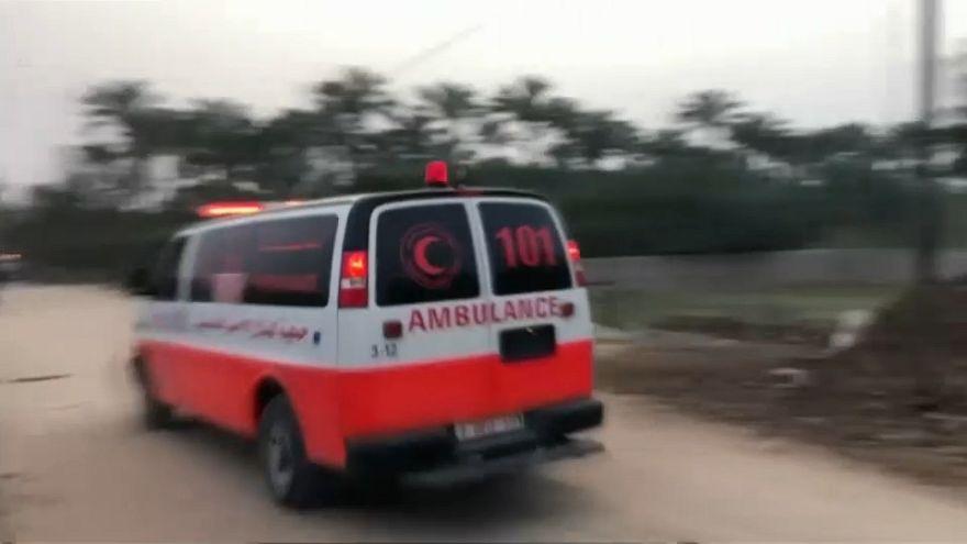 6 Tote nach Explosion im Gaza-Streifen