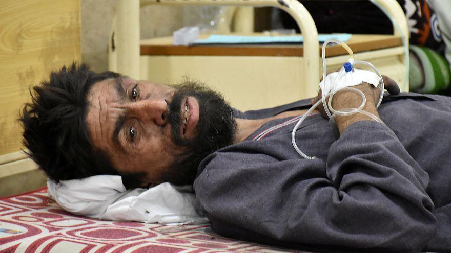 Grubenunglück in Pakistan: Mindestens 20 Bergarbeiter tot