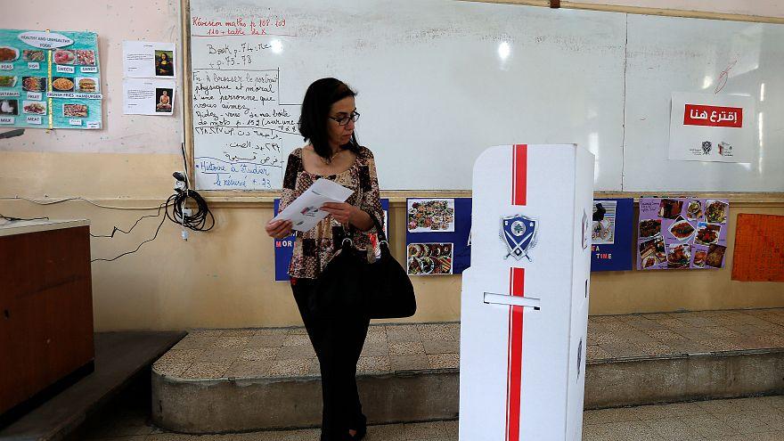 Il Libano al voto per le legislative