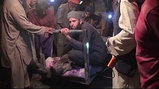 Al menos 16 muertos por la explosión de una mina en Pakistán