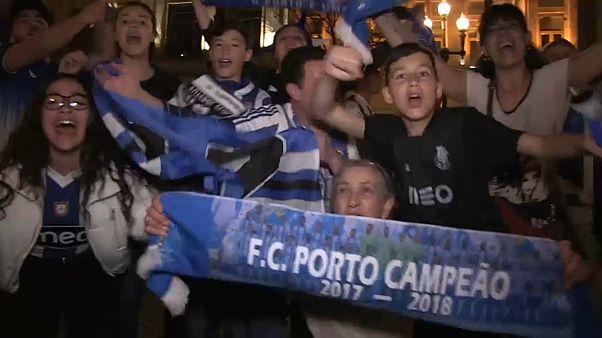 اف سی پورتو، قهرمان زودهنگام لیگ فوتبال پرتغال