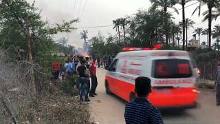 """Seis membros do Hamas morrem em explosão """"acidental"""""""