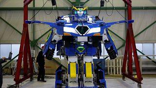 """In Giappone i """"transformers"""" sono realtà"""