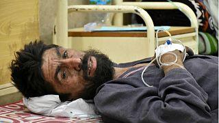Bányaszerencsétlenség Pakisztánban