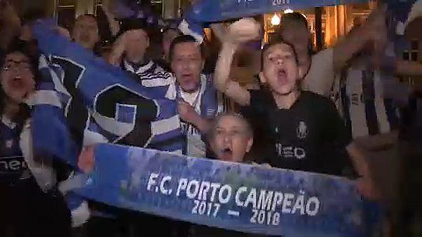 Bajnok a Porto
