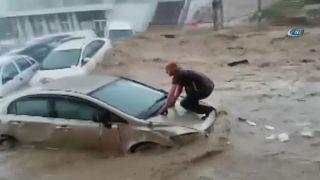 Ankara hit by unprecedented downpour