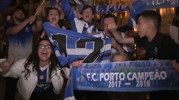 El Oporto gana la Liga portuguesa