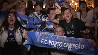Le FC Porto détrône le Benfica