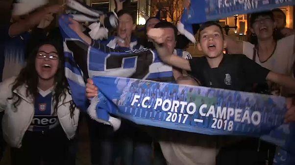 Portekiz Futbol Ligi'nde şampiyon Porto oldu