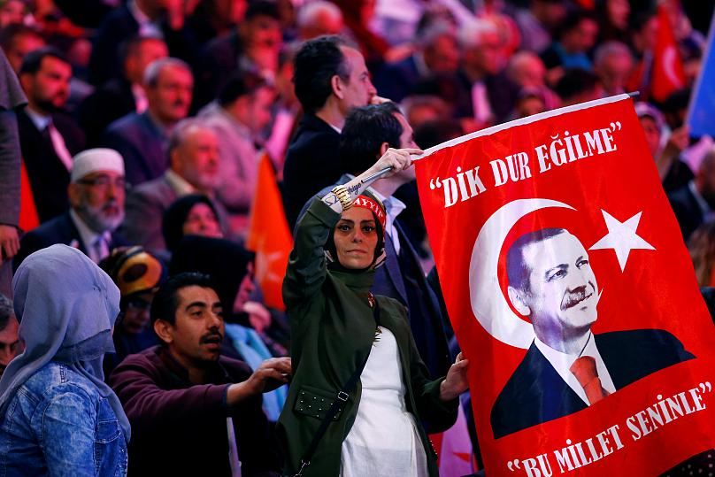 Erdogan vows new military campaigns as he launches manifesto