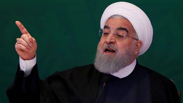 Ruhani: ABD nükleer anlaşmayı iptal ederse 'tarihi pişmanlık' yaşar