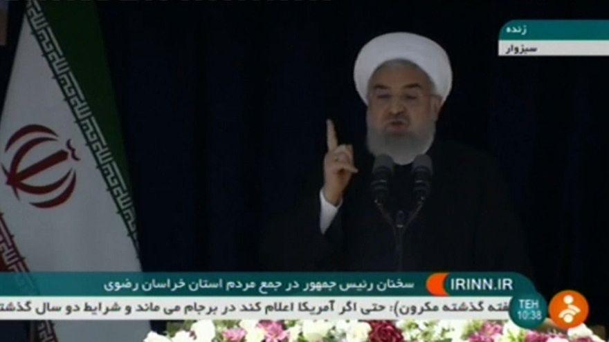 """Иран выступил в защиту """"ядерной сделки"""""""