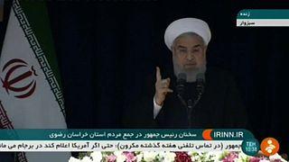 """EEUU se arrepentirá """"muy pronto"""" si abandona el pacto nuclear en Irán"""