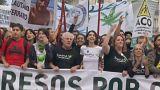 Arjantin: Kenevire serbestlik yürüyüşü