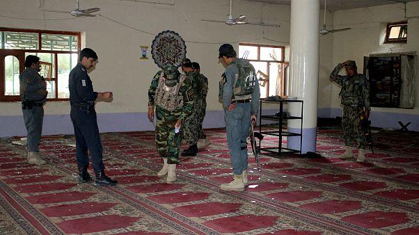 انفجار در مسجدی در خوست افغانستان دستکم ۱۲ کشته برجای گذاشت