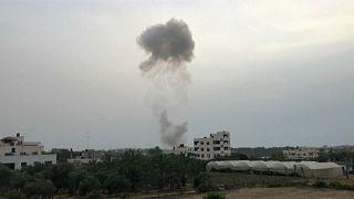 Взрыв в секторе Газа: 6 погибших