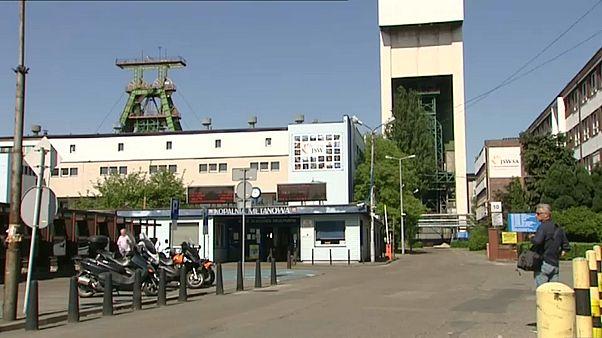 Bergwerksunglück in Polen