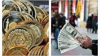 ادامه بحران ارز و افزایش قیمت دلار؛ قیمت سکه از ۲ میلیون تومان گذشت