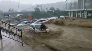 Inundações em Ancara