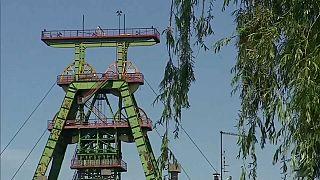 Luto en la minería del carbón polaca