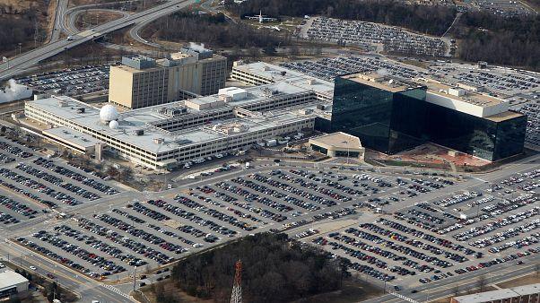 مبنى وكالة الأمن القومي الأميركي