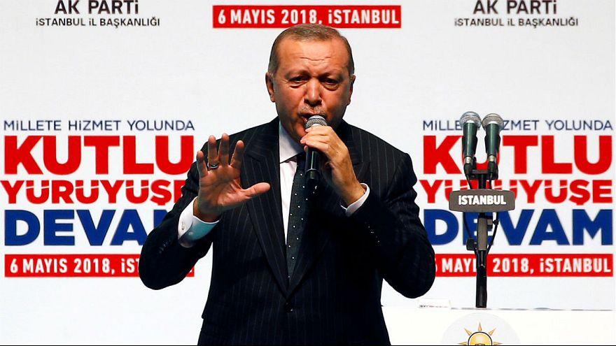 اردوغان: از پیوستن به اتحادیه اروپا دست نکشیدهام