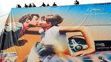 Cannes hisse l'affiche du festival, sur le thème de l'amour