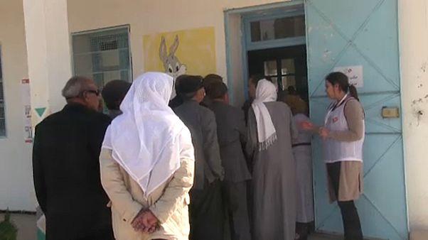Történelmi választások Tunéziában