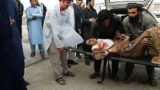 Afganistan'da camide patlama: 13 ölü