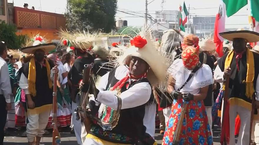 День Победы в Мексике