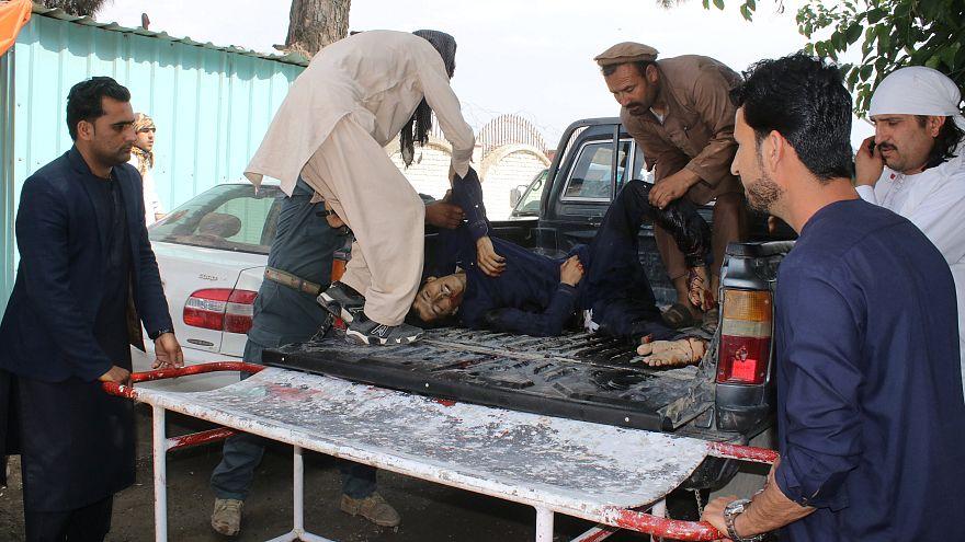 Attentat meurtrier en Afghanistan contre le processus électoral