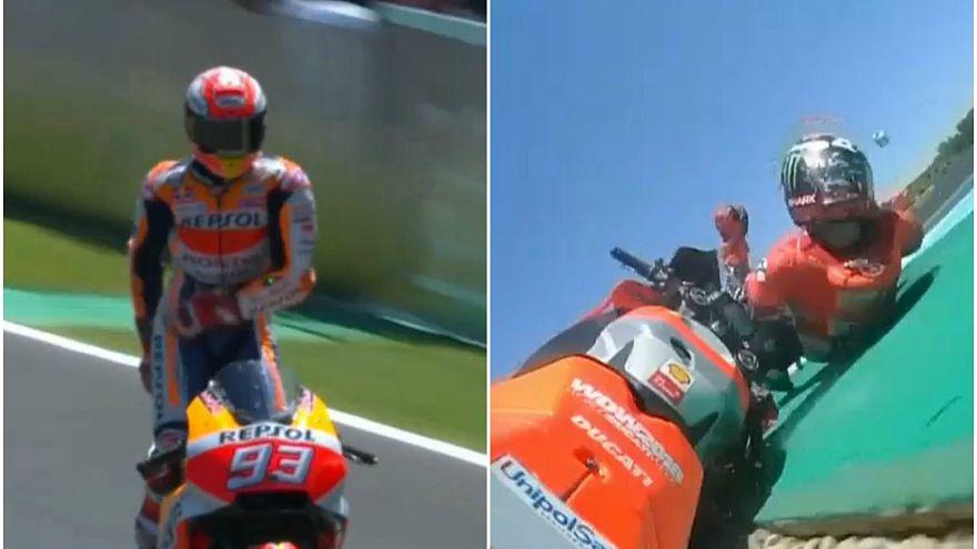 MotoGP Jerez: Márquez 25-0 Dovizioso