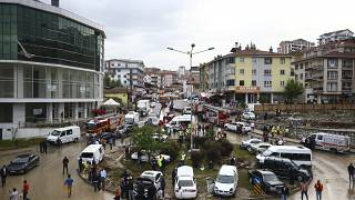 Ankara'da sel felaketi