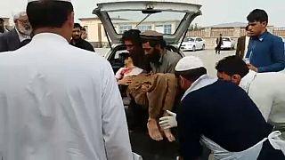 Mecsetben robbantottak Afganisztánban