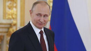 Ορκωμοσία Πούτιν με φόντο εκατοντάδες συλλήψεις