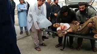 Many killed in Afghan blast