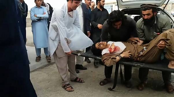 Many killed in Afghan blast