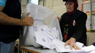 اغلاق أبواب الاقتراع في الانتخابات البرلمانية اللبنانية