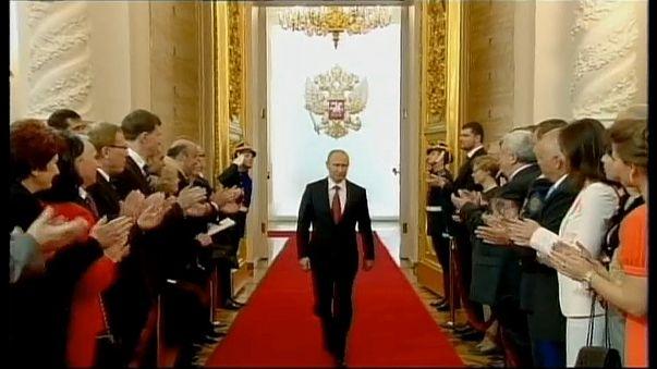Putin: verso la quarta cerimonia di inaugurazione