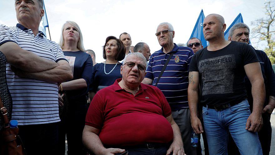 Serbien: Polizei verhindert Demo von Kriegsverbrecher Seselj