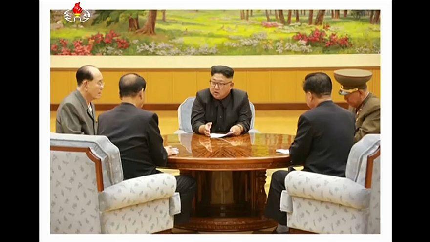 Coreia do Norte acusa EUA de estarem a provocar