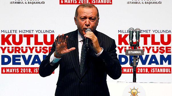 Une élection présidentielle compliquée pour Erdogan