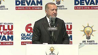 Erdogan presenta su programa frente a una oposición aliada
