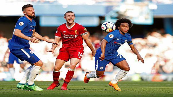 ليفربول يتعثر أمام تشيلسي بهدف لصفر