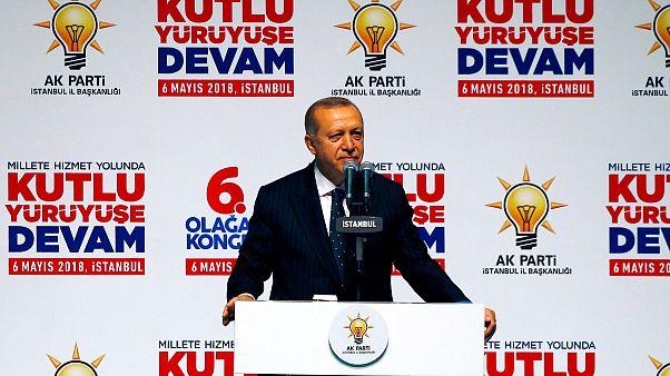 Erdogan annuncia nuove operazioni militari oltreconfine
