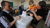 Les Libanais boudent les urnes aux législatives